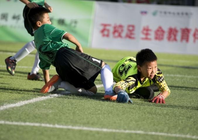 【获奖荣誉】校园足球燃激情 绿茵场上尽驰骋